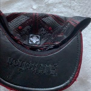 Affliction hat